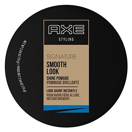 AXE Clean Cut Look Hair Pomade, Classic 2.64 oz, 2 Count