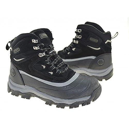 7bbe0cfcca1 outlet Mens Khombu Flume Waterproof Winter Snow Boots - appleshack ...