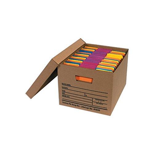 Aviditi FSB350 Economy File Storage Boxes, 24