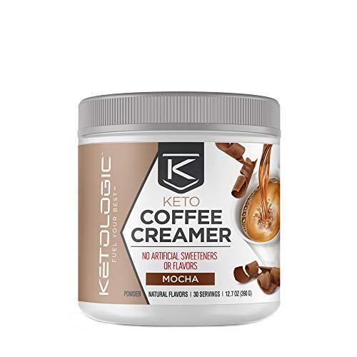KetoLogic Keto Coffee Creamer – Mocha
