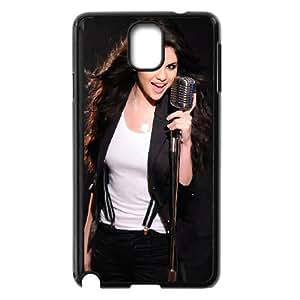 Unique Design -ZE-MIN PHONE CASE For Samsung Galaxy NOTE4 Case Cover -Beautiful Selena Gomez Pattern 15