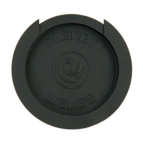 Planet Waves Screeching Halt Acoustic Soundhole Cover ()