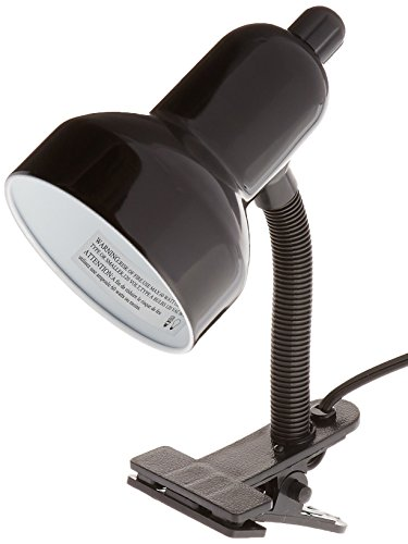 Clip-On Lamp - Clip-On Collection (Black)