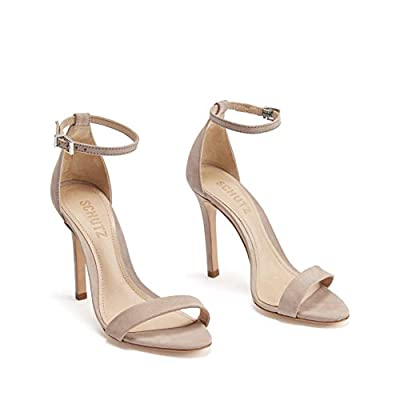 SCHUTZ Women's Cadey-Lee High Heel Dress Sandal: Schutz: Shoes