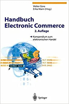 Book Handbuch Electronic Commerce