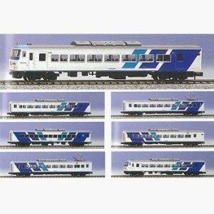 マイクロエース Nゲージ 185系試案塗装 ダークブルー編成 7両セット A4167 鉄道模型 電車