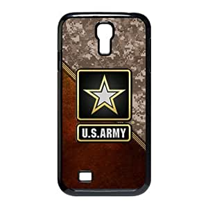 SpecialCasedesign Personalized USA Army Tactical Badge Design Military Camo SamSung Galaxy S4 I9500 Case Best Durable Back Cover