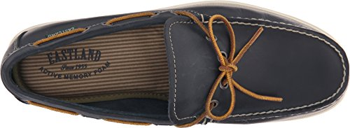 Eastland Mens Yarmouth Slip-on Mocassins Marine