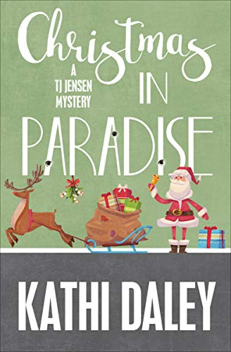Christmas in Paradise (The Tj Jensen Mysteries Book 4)