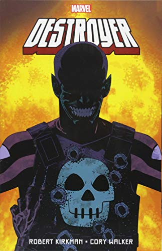 Destroyer by Robert Kirkman (Destroyer by Robert Kirkman (2018))