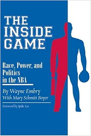 Race Power and Politics in the NBA Inside Game