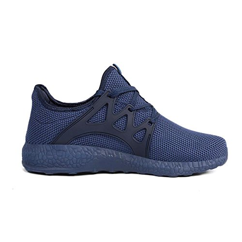 Feetmat Breathable Sports Running Shoes Lightweight Sneakers Ultra Walking Athletic Mesh Women Blue wrq7wIa