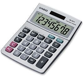 Casio MS-80B Calculator by Casio