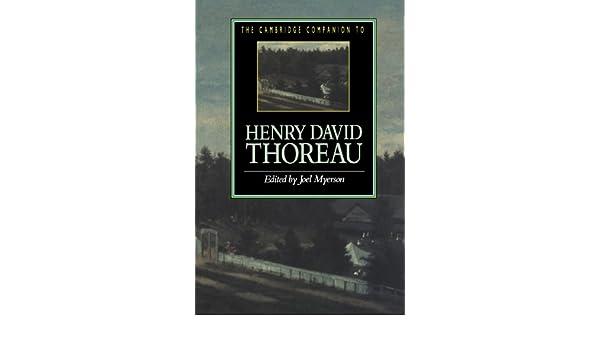 Henry David Thoreau Spends Night in Jail