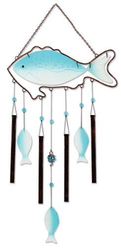 Cheap Sunset Vista Design Studios Fish Wind Chime