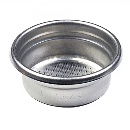 La Marzocco 2 Cup Portafilter Insert Basket - OEM Part #L116/A Etched On ()