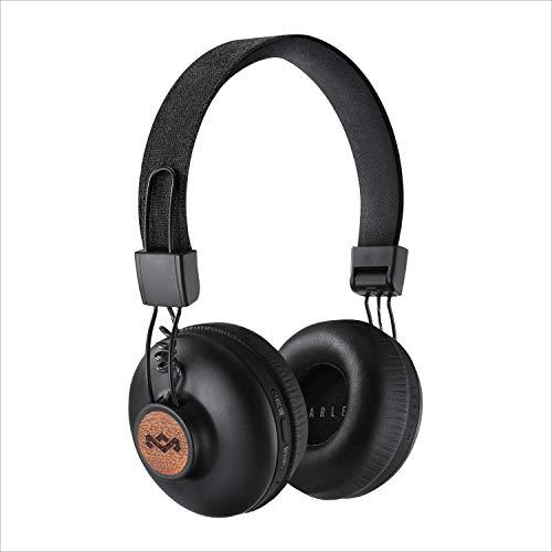 Marley Positive Vibration 2 Bt, Draadloze Bluetooth On-Ear Hoofdtelefoon, Geluidsisolatie, Premium Geluid, Microfoon…