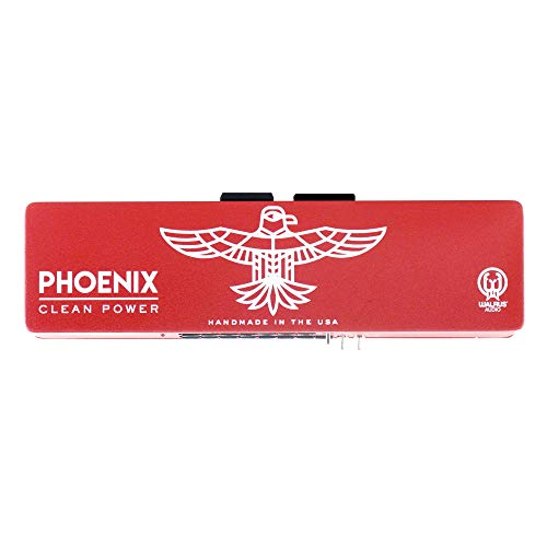 Walrus Audio Phoenix 15 Output Power Supply, Limited Edition Red/White