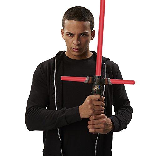 Star Wars The Black Series Kylo Ren Force FX Deluxe Lightsaber