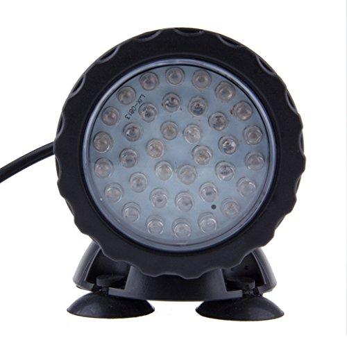 Green House-Aquarium Spotlight 36LEDs RGB 36LEDs Adjustable Lighting Angle