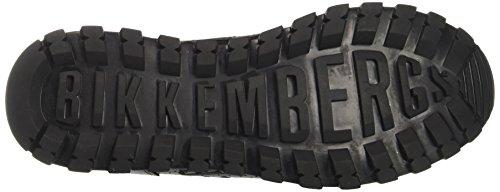 Fend Nero Bikkembergs Sneaker 2074 Black ER Uomo 68TO8