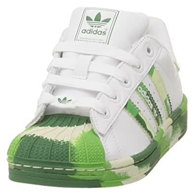 Amazon.com | adidas Originals Little Kids' Superstar II ...