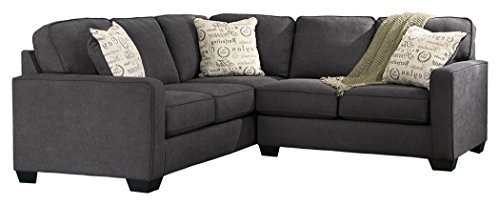 Ashley Furniture Signature Design - Alenya 2-Piece Sectional