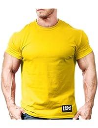 "<span class=""a-offscreen"">[Sponsored]</span>HRDLVN Clothes Classic Workout Tshirt Navy"