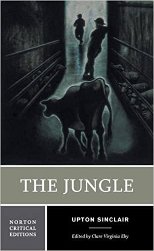 Amazon the jungle norton critical editions 9780393977790 the jungle norton critical editions 1st edition fandeluxe Image collections