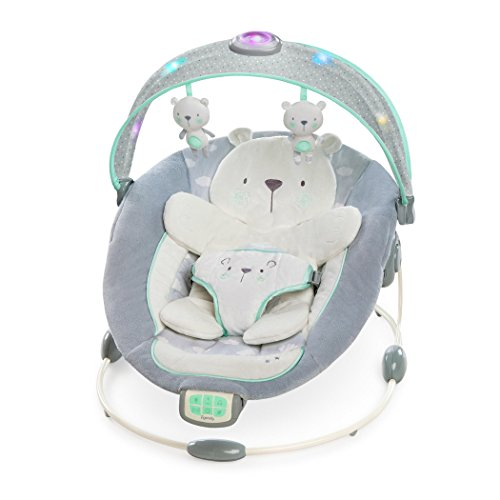 Ingenuity InLighten Bouncer, Twinkle Twinkle Teddy Bear