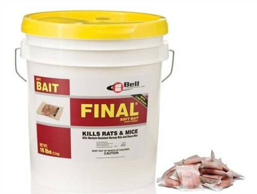 FINAL Soft Bait with Lumitrack 16 lb pail