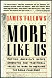 More Like Us : American Plan for American Recovery, Fallows, James M., 0395528100