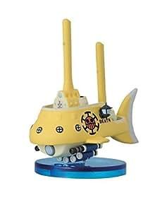 Banpresto One Piece Law's Submarine Figure - The History of Law by Banpresto