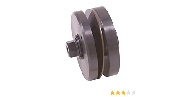 3M Trizact Diamond Polishing Wheel 685DC 1A8 6 in x 1//4 in x 1-1//4 in 10 Micron 1 per case