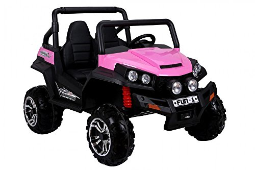 Four Seater - 2 Seater Newest 4X4 Big 12V UTV Eva Edition Style 4x4 Child's Electric Ride On with RC