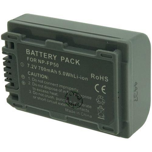 バッテリー SONY DCR-HC42E   B01CR1P5V8