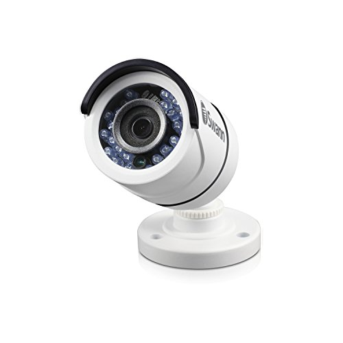 Swann 1080p HD Bullet Camera Surveillance Camera, White/Black (SWPRO-T855CAM-US) PRO-T855 - 1080P Multi-Purpose Day/Night Security Camera - Night Vision 100ft / 30m