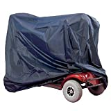 Mobility Scooter Cover - Light and strong water resistant polyester - Large