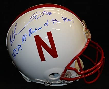 6489a43533c Image Unavailable. Image not available for. Color  Ndamukong Suh  Autographed Nebraska Cornhuskers ...