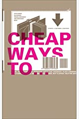 Cheap Ways to