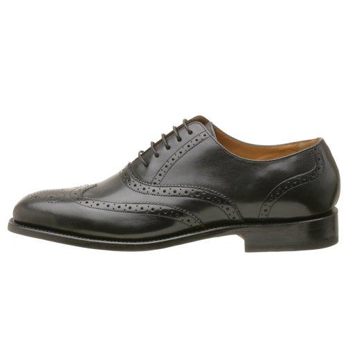 Amazon.com | Florsheim Men's Carleton Wingtip Oxford, Black, 9 D | Oxfords