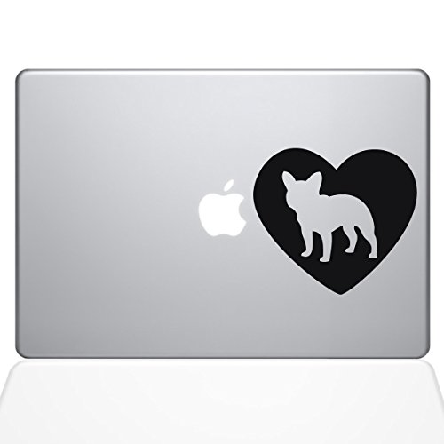 french bulldog decal for mac - 8