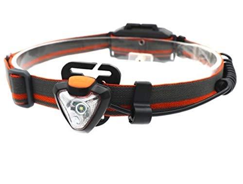 (1 Set 3000 Lumen 5W 4 Mode Q5 Mini LED Headlamps Ultra Xtreme Waterproof Headlights Radiant Fashionable High Lumens Bright Light Hiking Running Hunting Camping Tactical Flashlight)