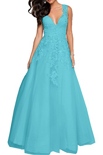 Kleid blau jugendweihe