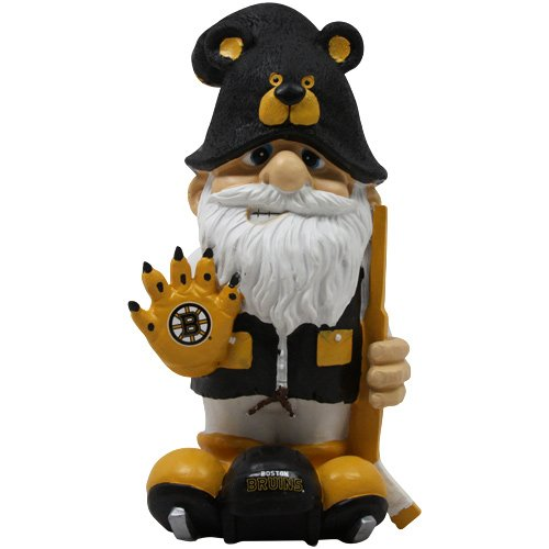 Boston Bruins Thematic Gnome - 2Nd Version
