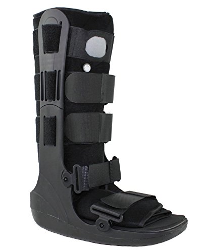 Air Cam Walker Fracture Cast Boot, Medical / Orthopedic Boot (Medium, Tall) by GoBioMed (Image #2)