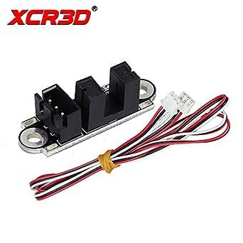 XCR3D - Tope de extremo óptico para impresora 3D con cable ...
