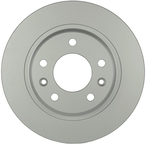 Bosch 20011481 QuietCast Premium Disc Brake Rotor, Rear Ton Rear Rotors