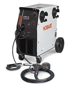 Hobart 500536001 IronMan 230 W/DP-3545-20 Spool Gun