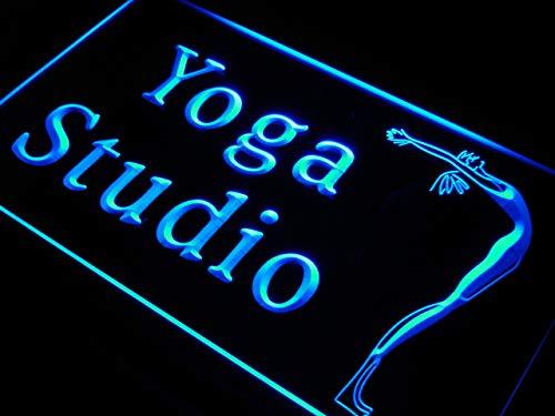 (ADVPRO Yoga Studio Fitness Center Gym LED Sign Neon Light Sign Display)